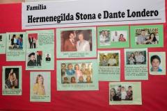 Família de Hermenegilda Stona e Dante Londero