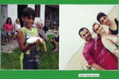 Família de Claudia Stona