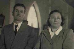 João Arboite e Rosa Lazaroto.