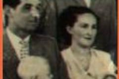 Fiorelo, Hilda e filhos