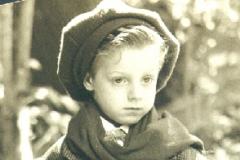 Filipe em foto antiga