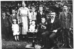 Fotos álbum de família de Hilda Arboite
