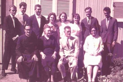 Reunião de Família em São Pedro do Sul