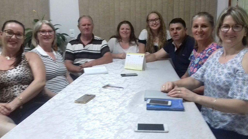 Comissão Organizadora - Segundo Encontro Família Stona