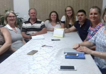 Comissão Organizadora do Segundo Encontro da Família Stona