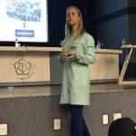 Priscila Stona recebe o título de Doutora em Odontopediatria